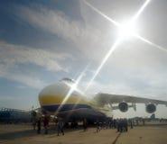 Antonov 225 Στοκ εικόνα με δικαίωμα ελεύθερης χρήσης