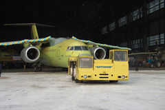 Antonov An-148 Photo stock