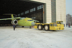Antonov An-148 Photographie stock