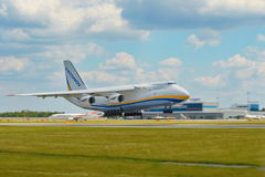 ANTONOV 124 - 100 Photo stock