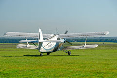 Antonov An-2 aircraft Royalty Free Stock Photography