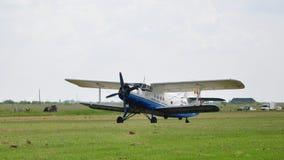 Antonov AN-2 Stock Photo