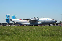 Antonov 22 Stock Photo
