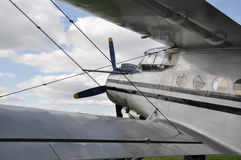 Antonov AN2 Stock Photo