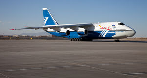 Antonov AU-124 Royalty Free Stock Photography