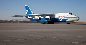 Antonov AU-124 Lizenzfreie Stockfotografie
