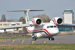 Antonov An-74 cargo plane Stock Photos