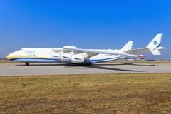 Antonov 225 from Design Bureaus Stock Photo