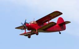 Antonov een-2 royalty-vrije stock afbeeldingen