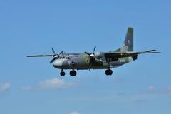 Antonov een-26 Royalty-vrije Stock Afbeeldingen