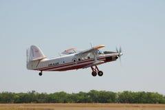 Antonov een-3 schroefturbinetweedekker Royalty-vrije Stock Foto's