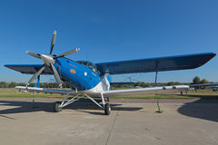 Antonov een-2 tvc-2MC Stock Foto's