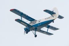 Antonov ett flygplan 2 Arkivfoto