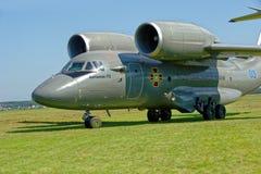 Antonov An-72 flygplan Royaltyfria Foton