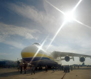 Antonov 225 Royalty Free Stock Image