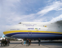 Antonov 225 Royalty Free Stock Photos