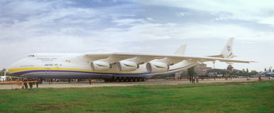 Antonov 225 Stock Photography
