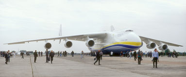 Antonov 225 Stock Photos