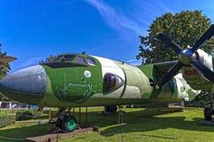 Antonov An-26 kędzior Zdjęcie Royalty Free