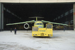 Antonov An-148 Royalty Free Stock Images