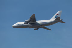 Antonov An-124 Royalty Free Stock Photography