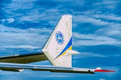 Antonov 225 Mriya Imagem de Stock
