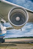 Antonov 225 Mriya Στοκ Εικόνες