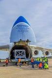 Antonov 225 Mriya Στοκ φωτογραφία με δικαίωμα ελεύθερης χρήσης