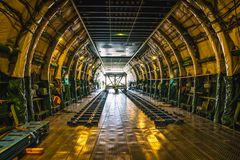 Antonov 225 Mriya Imagens de Stock