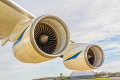 Antonov 225 Mriya Immagini Stock