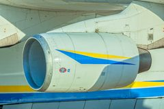 Antonov 225 Mriya Imagem de Stock Royalty Free