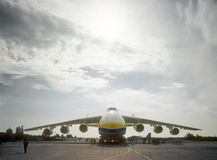 Antonov 225 Royalty Free Stock Images