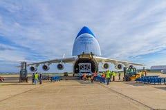 Antonov 225 Mriya Royalty Free Stock Image
