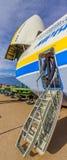 Antonov 225 Mriya Stock Images