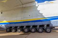 Antonov 225 Mriya Royalty Free Stock Photos