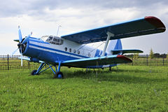 Antonov An-2 in Museum of Technology Stock Photography