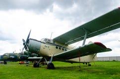 Antonov An-2 reportażu imienia NATO-WSKI źrebak fotografia royalty free