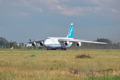 Antonov An-124 'Ruslan' Photo stock