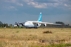 Antonov AN-124 Ruslan Photo stock