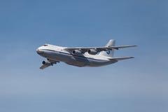 Antonov An-124-100 Ruslan Stock Photo