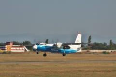 Antonov An-24 Stock Images