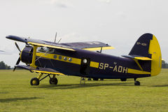 The Antonov An-2 Royalty Free Stock Photos