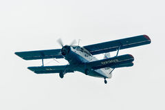 Antonov un avion 2 Images libres de droits