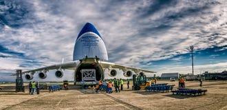 Antonow 225 Mriya Lizenzfreie Stockbilder