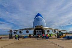 Antonow 225 Mriya Lizenzfreies Stockbild