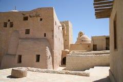 antony coptic klosterst Royaltyfri Fotografi