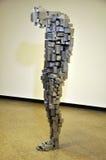 Antony Gormley-Arbeit Stockbilder