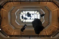 Antony Gormley work Royalty Free Stock Photo