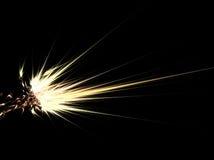 Antorcha ligera brillante Foto de archivo