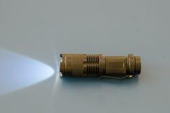 Antorcha o linterna Imagen de archivo libre de regalías